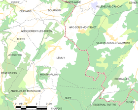 Map commune FR insee code 39291.png