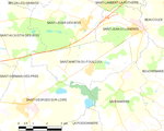Map commune FR insee code 49306.png