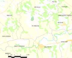 Map commune FR insee code 81215.png