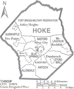 Hoke County North Carolina Wikipedia