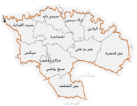 Map of Moulay Yacoub Province AR.png