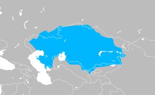 Kazakh Khanate Former Islamic monarchy in Central Asia