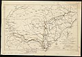Map showing route of marches of the army of Genl. W.T. Sherman, from Atlanta, Ga. to Goldsboro, N.C. - to accompany the report of operations from Savannah, Ga. to Goldsboro, N.C. (10138021284).jpg