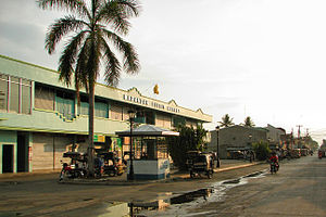 Mapandan, Pangasinan - Public Market