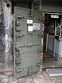 Marckolsheim-Casemate 35-3-Porte blindée.jpg