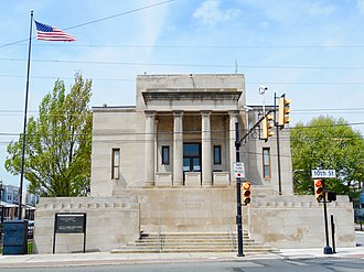 Marcus Hook, Pennsylvania - Borough Hall