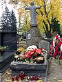 Marek Kotański - Wiesław Kotański - Cmentarz Wojskowy na Powązkach (232).JPG