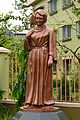 Margaret Elizabeth Noble - Statue - Bengal Engineering and Science University - Sibpur - Howrah 2013-06-08 9345.JPG