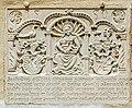 Maria Saal Domplatz 7 Propsthof Bauinschrift von 1550 S-Wand 03072017 5282.jpg