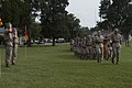 Marine Corps Security Force Regiment change of command 150620-M-UK936-004.jpg