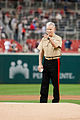 Marines honored in midst of Nationals' winning streak 140820-A-DZ999-125.jpg