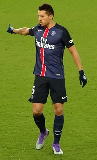 Marquinhos i Paris Saint Germain 2016.