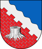 Coat of arms of the municipality of Martensrade