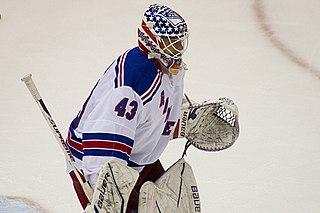Martin Biron Canadian ice hockey player