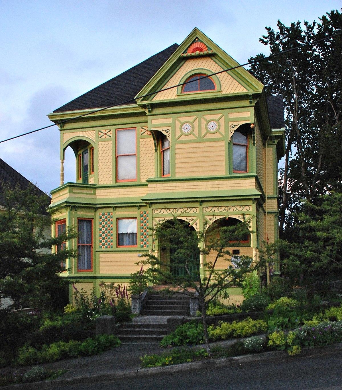 Martin foard house wikipedia for Building a home in oregon