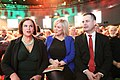 Mary Lou McDonald TD, Michelle O'Neill MLA & Pearse Doherty TD (31784165677).jpg