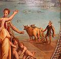 Maso da san friano, caduta di icaro, 1570-73 circa 05 buoi.jpg