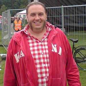 Morten Lindberg - Lindberg in 2007