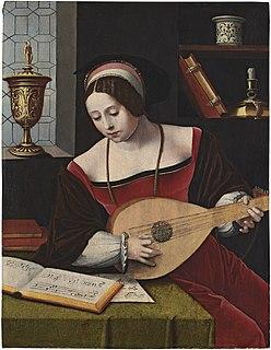 Master of the Female Half-Lengths Flemish painter