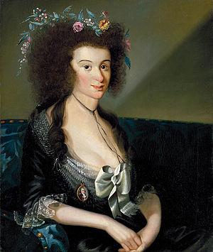Christian Gullager - Image: Mathilda Davis Williams ca 1791 by Christian Gullager Smithsonian