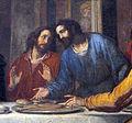 Matteo rosselli, ultima cena, 1613-14, 08.JPG