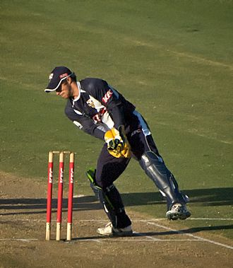 Matthew Wade - Wade playing for Victoria in 2011.
