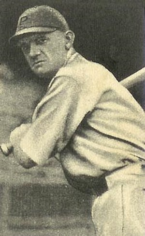 Max Carey - Carey in 1921