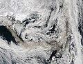 May 13, 2010, Ash plume, from Eyjafjallajokull Volcano.jpg