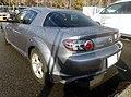 Mazda RX-8 Type E (LA-SE3P) rear.jpg