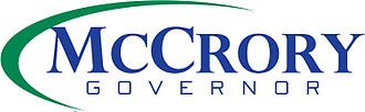 Pat McCrory - Pat McCrory for Governor logo