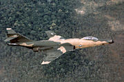 McDonnell RF-101A in flight over Vietnam in May 1967 060831-F-1234S-029