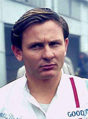 McLaren - The McLaren Racing team's founder Bruce McLaren