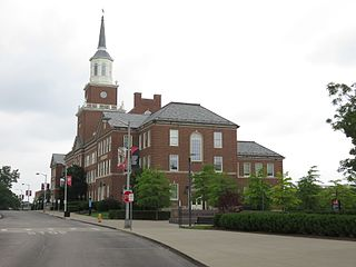University of Cincinnati College of Arts and Sciences