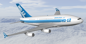 McDonnell Douglas MD-12 - Wikipedia, the free encyclopedia