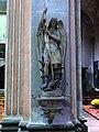 Mechelen Begijnhofkerk St george slaying the Dragon.JPG