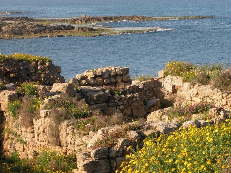 MediterraneanSeaFromIsrael