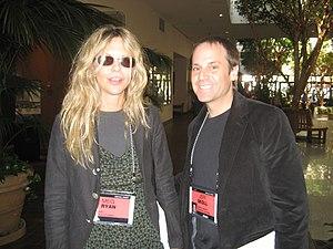 Meg Ryan and Jeff Skoll