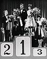 Melodi Grand Prix 1963 - Grethe & Jørgen Ingmann - Bjørn Tidmand - Birthe Wilke.jpg