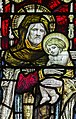 Melton Mowbray, St Mary's church, window detail (44736966855).jpg