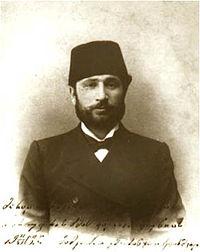 MemedAbashidze. Photo by N. Gaidabura. Batumi, 1903..jpg