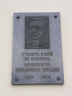 Ungar, Hermann (1893-1929)