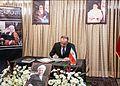 Memorial book of condolence in Iran Embassy in Damascus 02.jpg