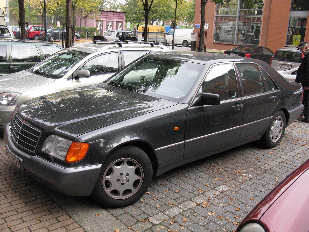 File mercedes benz 500 se w140 6204486698 jpg for Mercedes benz 500se