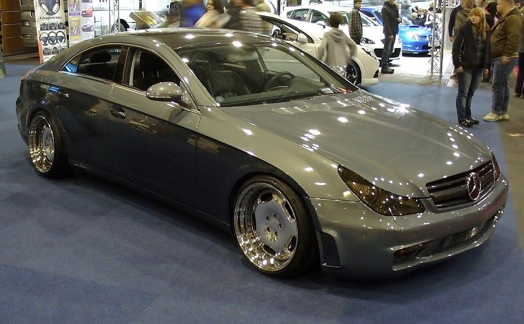 File Mercedes Benz Cls Tuning Ame Jpg Wikimedia Commons