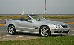 Mercedes Benz R230. Mercedes Benz SL500 ...