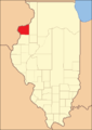 Mercer County Illinois 1825.png