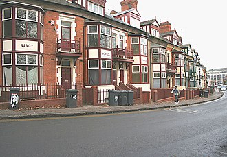 Spinney Hills - Mere Road, Spinney Hills, Leicester - geograph.org.uk - 94065