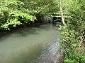 Mesbrecourt-Richecourt (Aisne) rivière le Péron (02).JPG