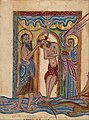 Mesrop of Khizan (Armenian, active 1605 - 1651) - The Baptism of Christ - Google Art Project.jpg