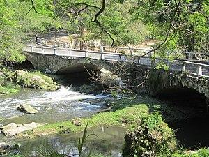 Almendares River - Image: Metropolitan Park of Havana
